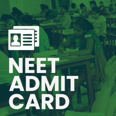 NEET-UG Admit Card