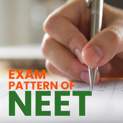 Exam Pattern of NEET 2021