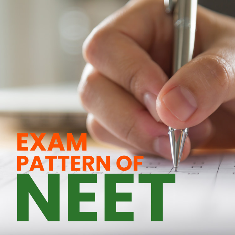 Exam Pattern of NEET 2021