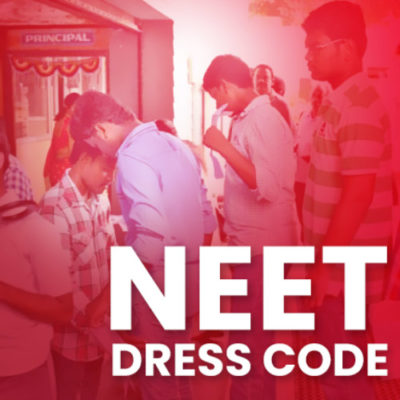 List of Barred Items in NEET-UG Exam Hall