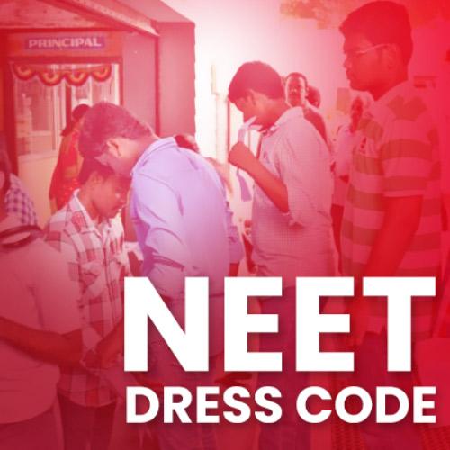List of Barred Items in NEET-UG Exam Hall