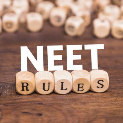 Breaching Examination Rules for NEET-UG