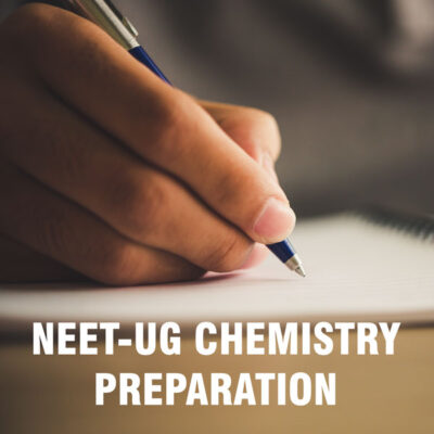 How to prepare for Chemistry in NEET-UG?