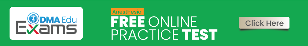 Anesthisia FREE ONLINE Test