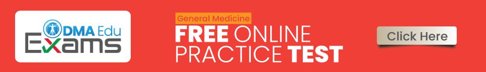 General-Medicine FREE ONLINE Test