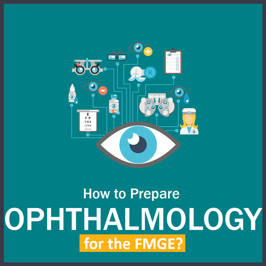 How to Prepare Ophthalmology in fmge 1 LMR for FMGE August-2020: Ophthalmology