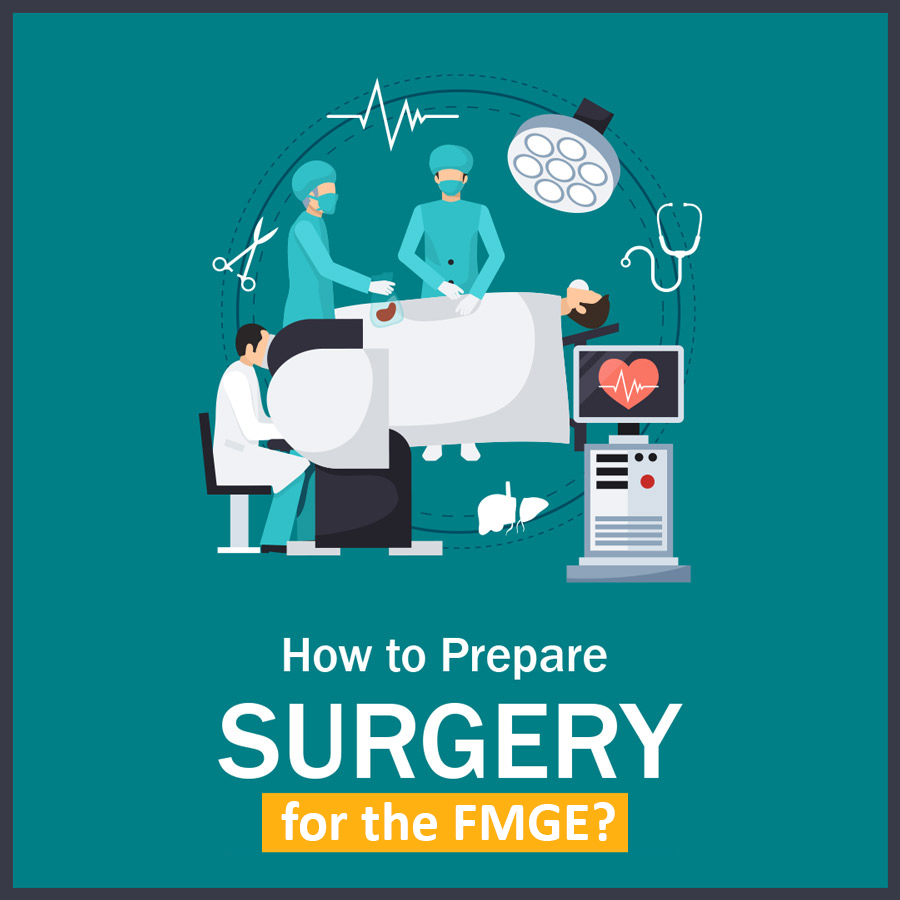 How to Prepare surgery in FMGE 1 LMR for FMGE August-2020: Surgery