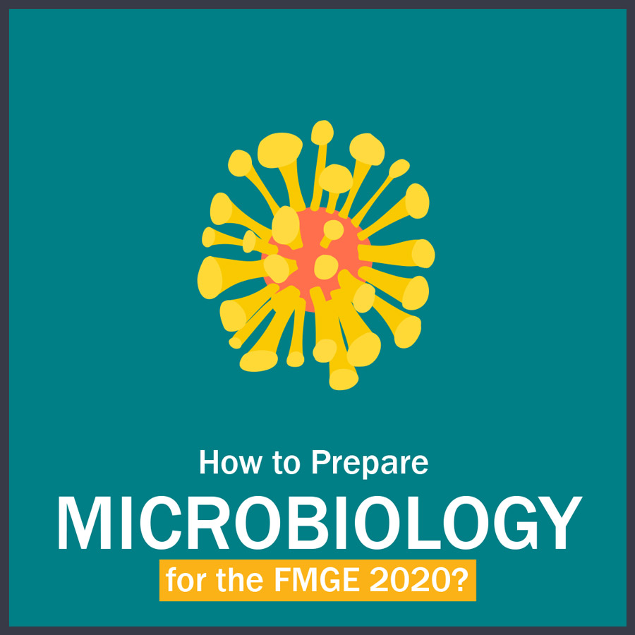 How to Prepare Microbiology for FMGE?