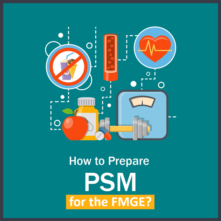 How to Prepare PSM in FMGE LMR for FMGE August-2020: PSM