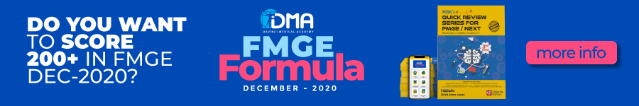 How to prepare for FMGE in 3 months LMR for FMGE August-2020: OBG