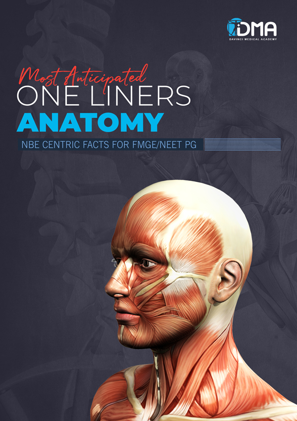 Anatomy Ft LMR for FMGE August-2020: Psychiatry
