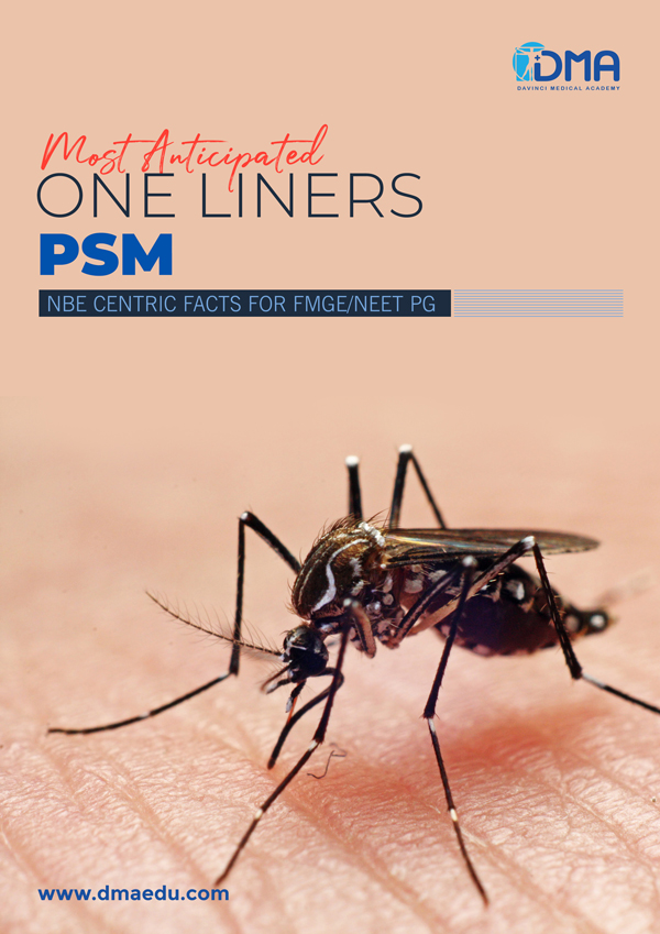 PSM LMR for FMGE August-2020: Microbiology