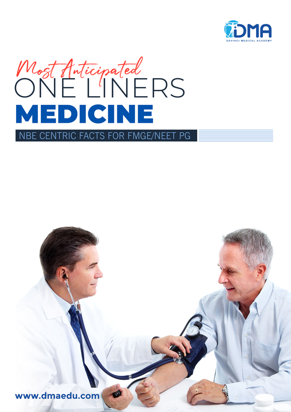 medicine LMR for FMGE August-2020: Orthopedics