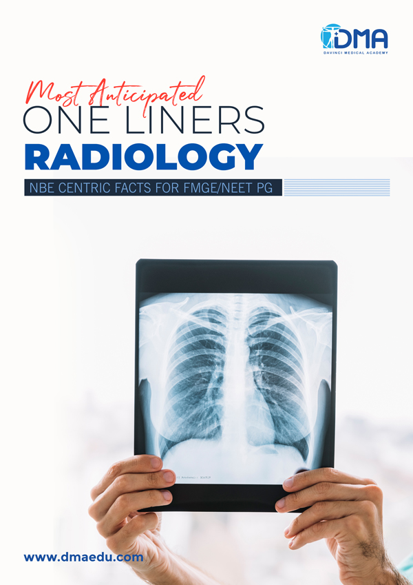 radiology LMR for FMGE August-2020: Psychiatry